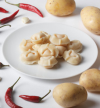 Magyaros Burgonyás - Hungarian Potato 1