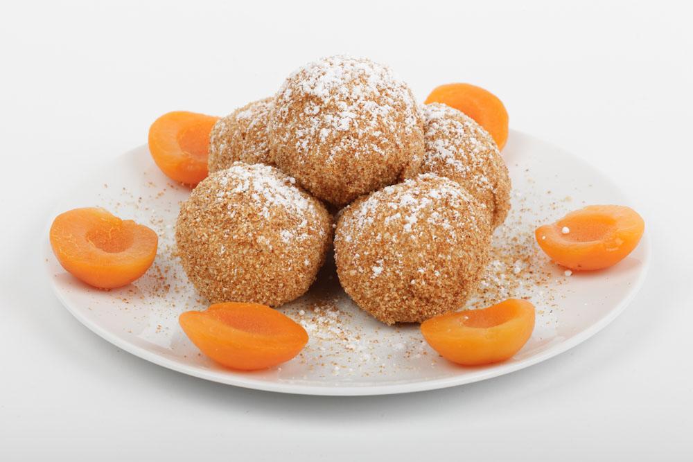 Sárgabarackos Gombóc - Apricot Dumplings 1