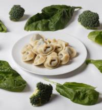 Spenótos Brokkolis - Spinach With Broccoli 2