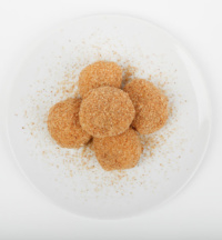 Túrógombóc - Cotage Cheese Dumplings 2