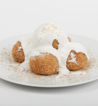 Túrógombóc - Cottage Cheese Dumplings 4